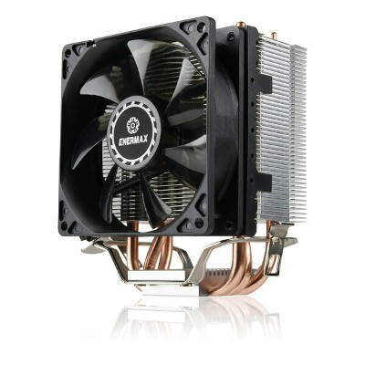ENERMAX AMD Ryzen AM4ソケット対応の空冷CPUクーラー ETS-N31 Brown box ETS-N31-02