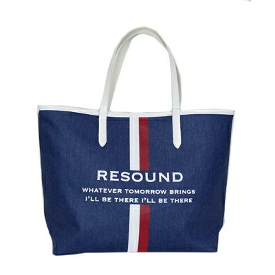RESOUND CLOTHING(リサウンドクロージング) RESOUND DENIM TOTE M INDWH [RCQ-BAG-001 M]