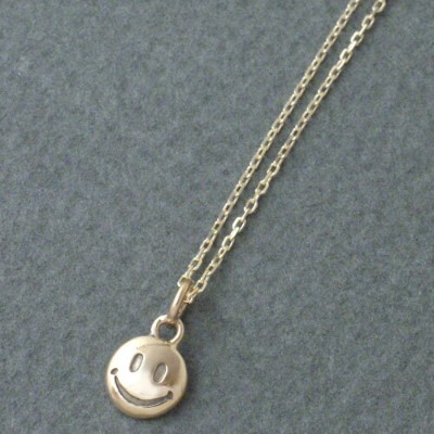 Atease K10 SMILE NECKLACE SMALL CG LIMITED
