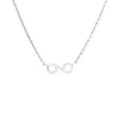 KLON ネックレス INFINITY NECKLACE -SMALL-