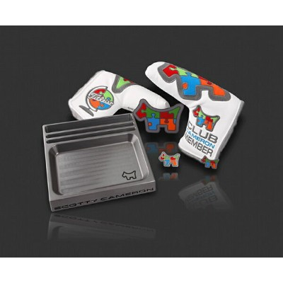 Scotty・Cameron 2014 Club Member Kit (4-Piece set)スコッテイ・キャメロン 2014 クラブ メンバー キット