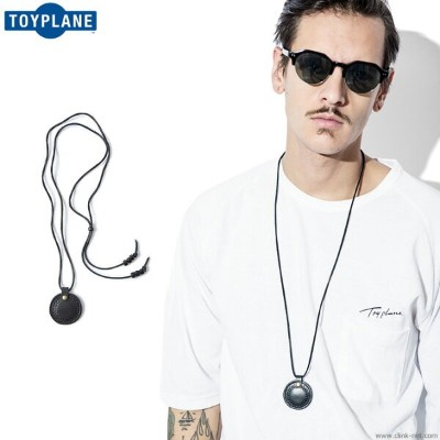 SALE 50%OFF TOYPLANE 13 STARS LEATHER NECKLACE [TP17-HAC04] トイプレーン 2019 SUMMER SALE part.2!期間...