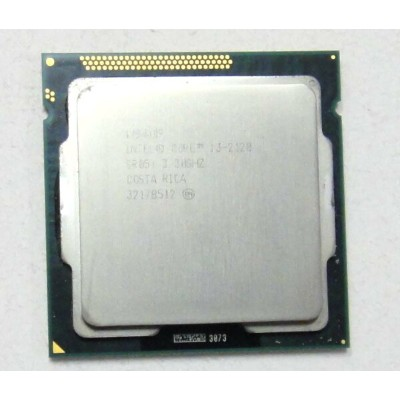【中古】Core i3 2120 3.3GHz LGA1155 SR05Y intel CPU