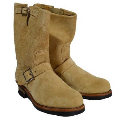 """RED WING レッドウィング 【9269】11"""" ENGINEER(STEEL-TOE) STOVEPIPE ROUGHOUT"""