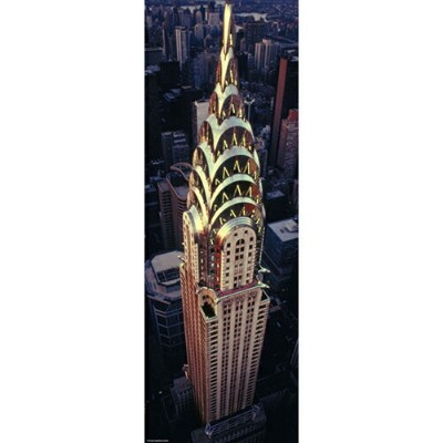 HEYE Puzzle・ヘイパズル 29552 Sights : Chrysler Building 1000ピース