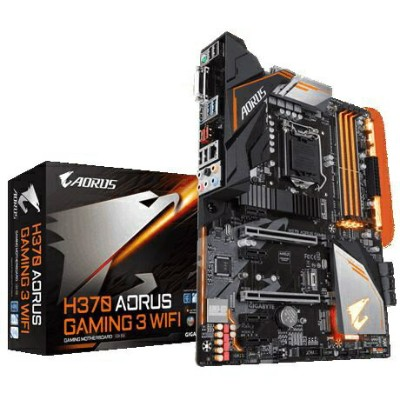 GIGABYTE ギガバイト マザーボード H370 AORUS GAMING 3 WIFI [ATX][H370AORUSGAMING3WIFI]