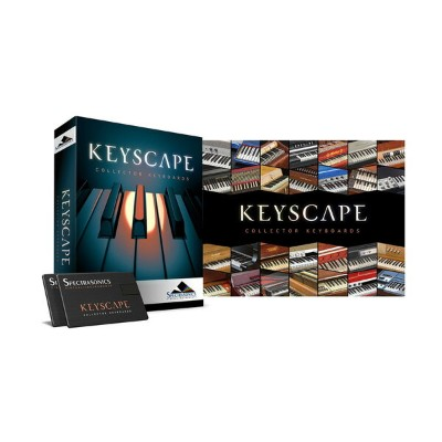 Spectrasonics Keyscape (USB Drive)【送料無料】
