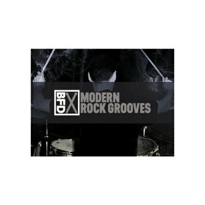 fxpansion BFD3 Groove Pack: Modern Rock Grooves(オンライン納品専用) ※代金引換、後払いはご利用頂けません。【送料無料】