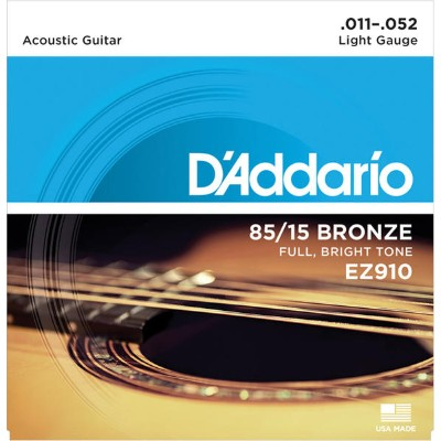 D'Addario 《ダダリオ》 EZ910 [American Bronze Light]