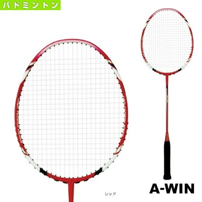 TRAINING RACKET/トレーニングラケット130g(AW-TR)《A-WIN(アーウィン) バドミントン ラケット》