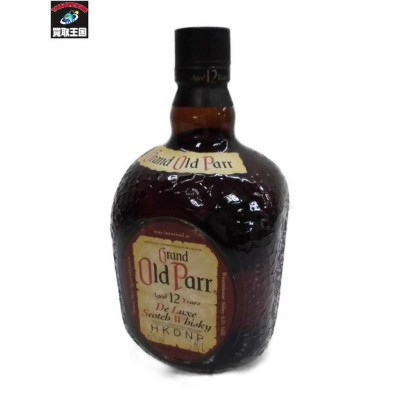 GRAND OLD PARR AGED 12 YEARS【中古】