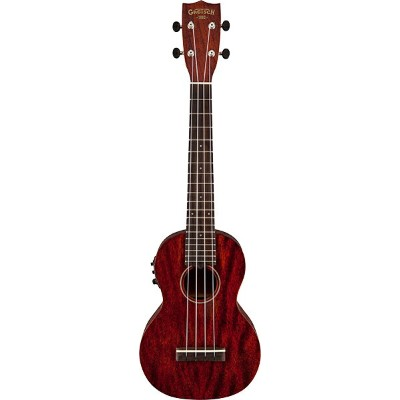 Gretsch G9110-L Concert Long-Neck Acoustic/Electric 新品 コンサートウクレレ[グレッチ][ロングネック][Electric Ukulele ...