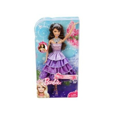 Barbie Light Up Modern Princess Teresa Doll