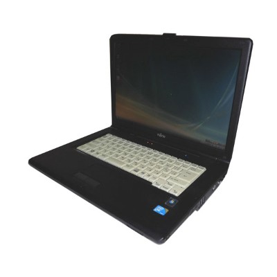 外観難あり Vista 中古ノートパソコン 富士通 LIFEBOOK FMV-A8280 (FMVNA9K3C) Core2Duo P8700 2.53GHz/2GB/80GB/DVD-ROM