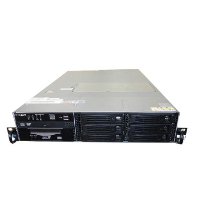 HITACHI HA8000/RS220 DH(GQPR22DH-A734DMA)【中古】Xeon X5260 3.33GHz×1/4GB/73GB×3