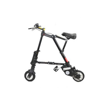 AI−484 A−bike electric 電動アシスト(前輪ノーパンク、後輪チューブ)