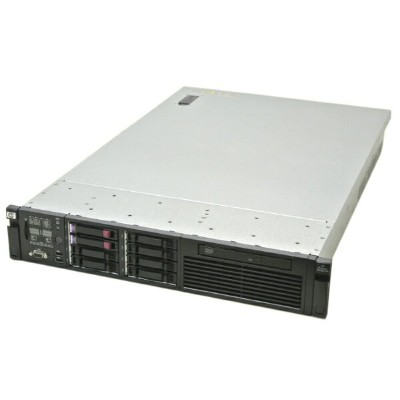 hp ProLiant DL385G6 Opt2427-2.2G*2/24GB/146G*2/RAID/DVD/AC*2 【中古】【20160215】