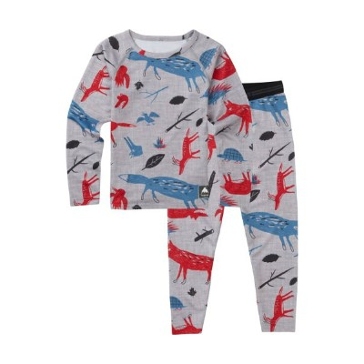 BURTON MINI 1ST LAYER SET BIG BAD WOLF 2018FW