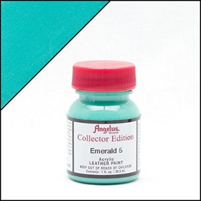 Angelus Collector Leather Paint 30ml Emerald
