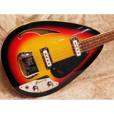 VOX The V248 Vox Wyman Bass -Sunburst-【VINTAGE】