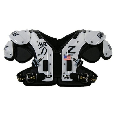 【海外限定】ダグラス douglas sp mr. dz lb fb shoulder pad メンズ