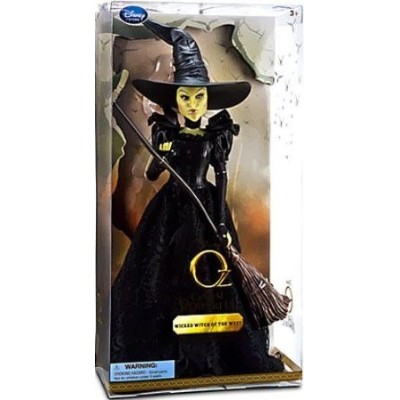 "Disney (ディズニー)Oz The Great and Powerful - Wicked Witch of the West Doll - 11 1/2"" H ドール 人"