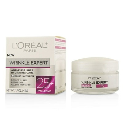 L'OrealWrinkle Expert 25+ Day/Night MoisturizerロレアルWrinkle Expert 25+ Day/Night Moisturizer 50ml/1...
