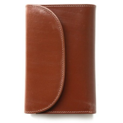 Whitehouse Cox 『ホワイトハウスコックス』 正規取扱店 S7660 3 FOLD PURSE-ANTIQUE 3つ折りウォレット
