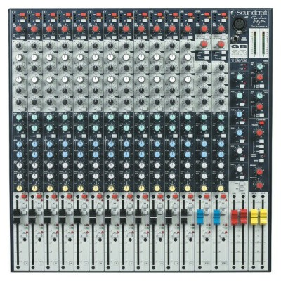 Soundcraft GB2R 12/2