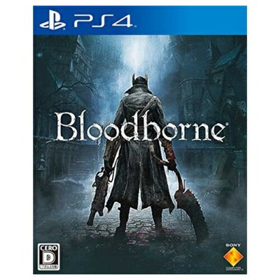 PS4 プレステ4 PS4 Bloodborne(通常版) ソフト ケースあり PlayStation4 SONY ソニー 中古 4948872325059 送料無料 【中古】