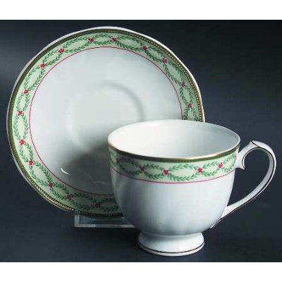 Wedgwood Royal Garland Tea Saucer