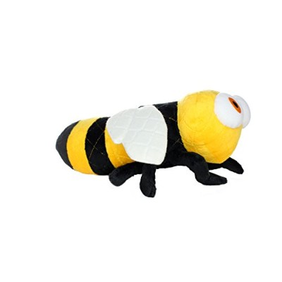 VIP Mighty Bug Bumblebee Extreme Durable Interactive Pet Dog Fun Play Chew Toy