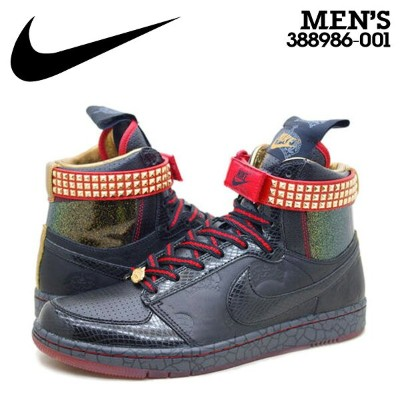 NIKE DYNASTY HIGH PREMIUM QK LE MIGHTY CROWN ナイキ ダイナスティー スニーカー 横浜レゲエ15周年&横浜開港150周年記念モデル 388986-001...