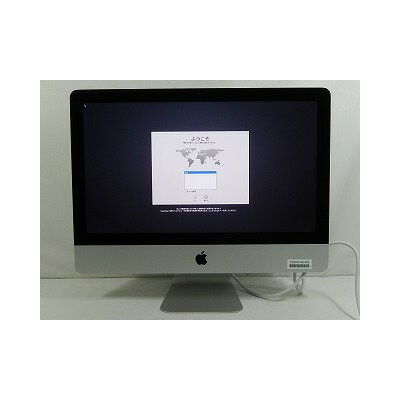 【中古】Apple iMac/A1418/Corei5 4570R 2.7GHz/メモリ8GB/HDD1TB/21.5インチ/Mac OS X 10.9.5【1年保証】【TG】