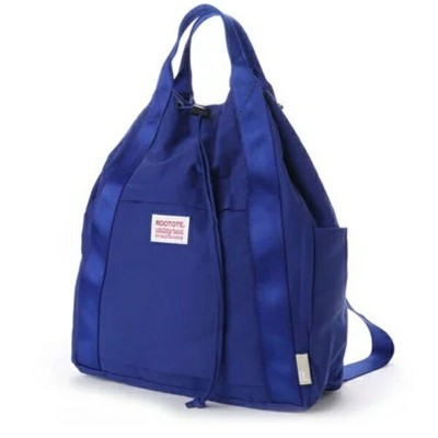 ROOTOTE ルートート バックパック RT.CEOROO.SC.TALL-A(ブルー)319407