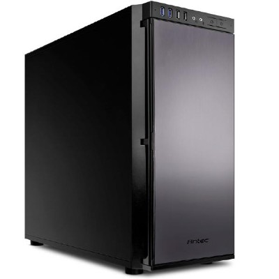 ANTEC ATX対応ミドルタワーPCケース Antec Performance One Series ブラック P100 [P100]【MMARP】