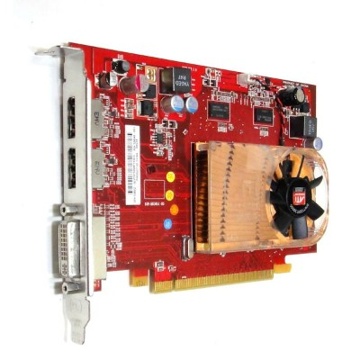 HP Radeon HD 4650 グラフィック Card - ATi Radeon HD 4650 1G PCI-E