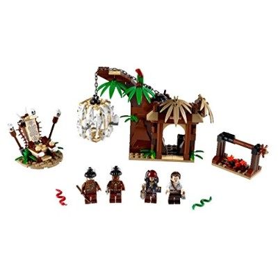 レゴ LEGO The Cannibal Escape 4182レゴ