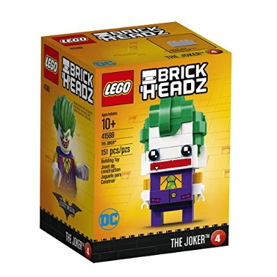 レゴ LEGO BrickHeadz The Joker 41588 Building Kitレゴ