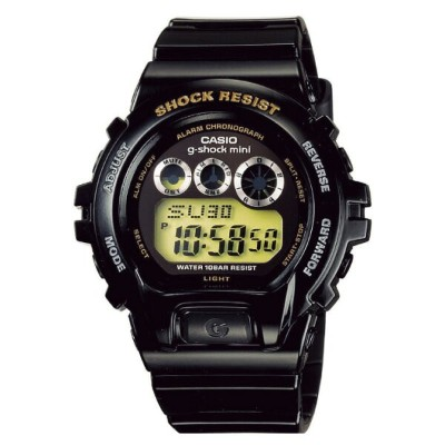 カシオ G-SHOCK MINI GMN-691G-1JR カラー BLACK 日本正規品 ship1