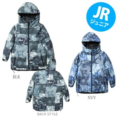 【20%OFF 割引セール】【送料無料】LUZ e SOMBRA/ルースイソンブラ ジュニア 中綿アウター Jr PIECE ONE THERMO JACKET O1822208
