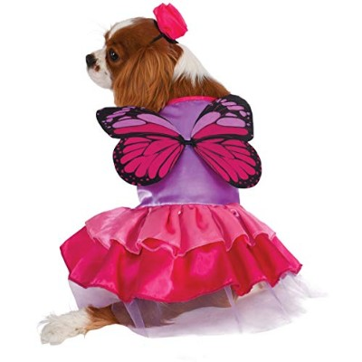 Rubie's Pet Costume, Large, Pink and Purple Fairy by Rubie's