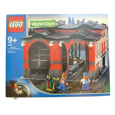 レゴ シティ 10027 LEGO World City: Train Engine Shed (10027)レゴ シティ 10027