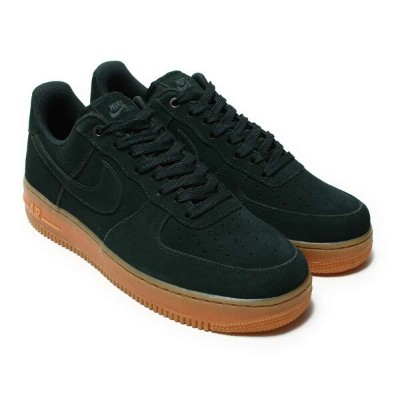 NIKE AIR FORCE 1 '07 LV8 SUEDE(ナイキ エア フォース 1 07 LV8 スエード)OUTDOOR GREEN/OUTDOOR GREEN【メンズ スニーカー...
