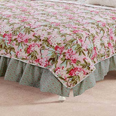 Cotton Tale TPQBS Tea Party Queen Bed Skirt