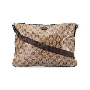 Gucci Pre-Owned GG ショルダーバッグ - ブラウン
