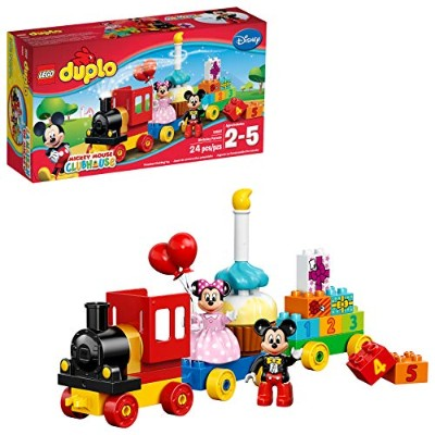 レゴ デュプロ 6101313 LEGO Duplo l Disney Mickey Mouse Clubhouse Mickey & Minnie Birthday Parade 10597...