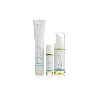 doTERRA HD Clear Facial Set by doTERRA [並行輸入品]