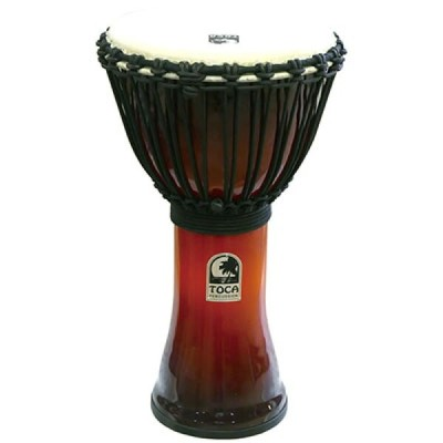 TOCA SFDJ-10AFS Freestyle Roped Tuned Djembe 10 AF SNST ジャンベ