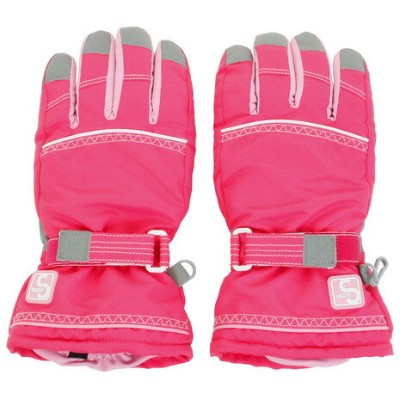 スナッピー JGIRLS GLOVE SR-15JG-2 PNK (Jr)